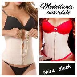 Bustino stringivita donna modellante invisibile XS