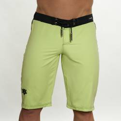 Man Physique short Banana Yellow Large