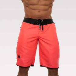 Man Physique short UV Coral Small