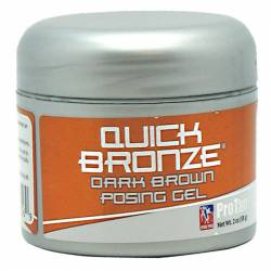 Pro Tan Usa QUICK BRONZE - Dark brown Posing-Gel